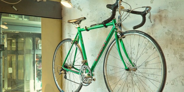 Blog about bikes